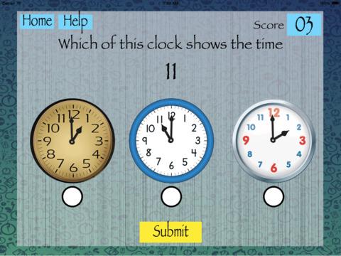 Match Clocks and Times screenshot 5