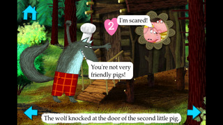 The Three Little Pigs by Nosy Crow screenshot 3