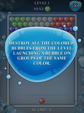 Bubble Mania - Bubble Shoot Game screenshot 5