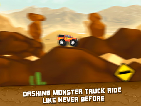 Monster Truck Extreme Dash screenshot 10