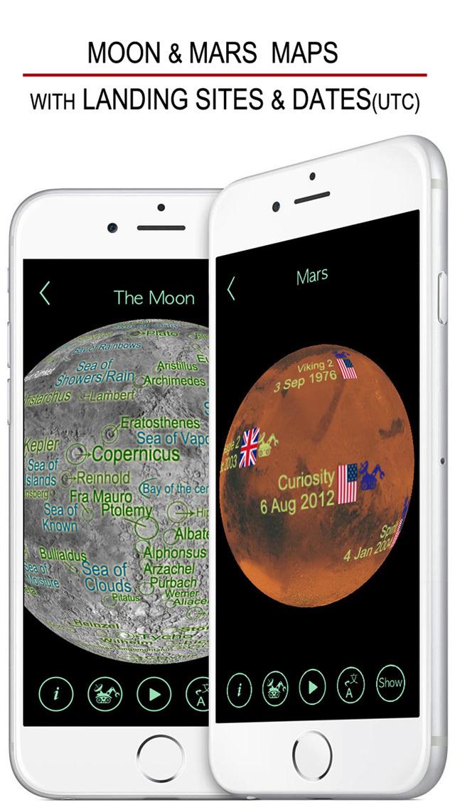 3D Astronomy : Celestial Globe, Planetarium, Map screenshot 4