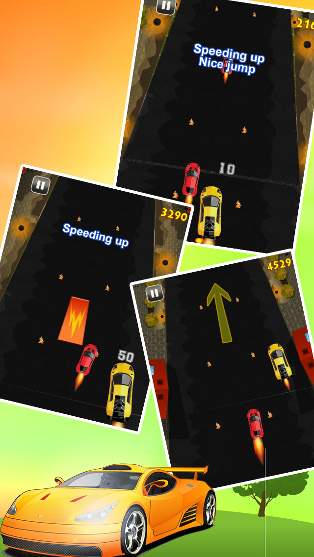 Death Race Pro - Power Car Showdown screenshot 4