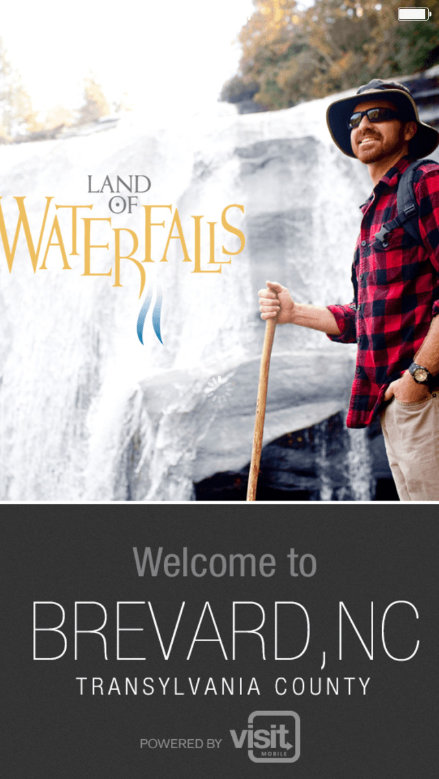 Land of Waterfalls screenshot 1