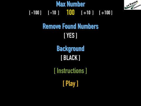 Waldo Numbers - náhled