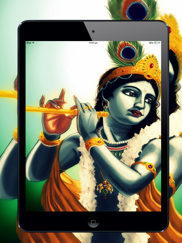 Lord Krishna Mantra Chanting screenshot 5