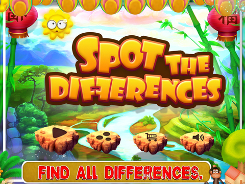 Spot The Difference - Puzzle Game screenshot 4