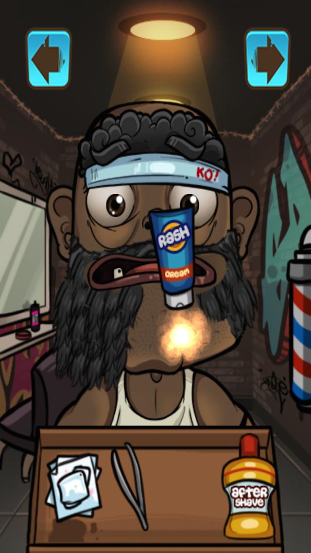 Barber for Gansters PRO screenshot 1