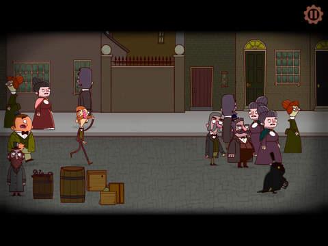 Bertram Fiddle: Episode 1: A Dreadly Business screenshot 9