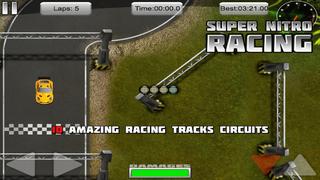 Super Nitro Racing FREE screenshot 2