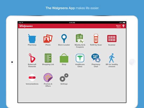 Walgreens screenshot 6