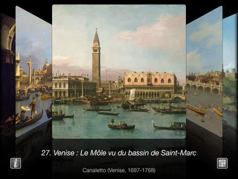 CANALETTO, Rome – Londres – Venise. Le triomphe de la lumière HD screenshot 6