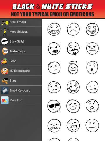 Emoji Stick - Text The Emoticons Texting (Emoticon Emojis) screenshot 7