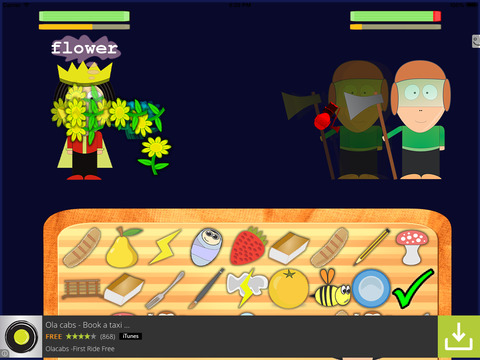 Kids fun learning games screenshot 4