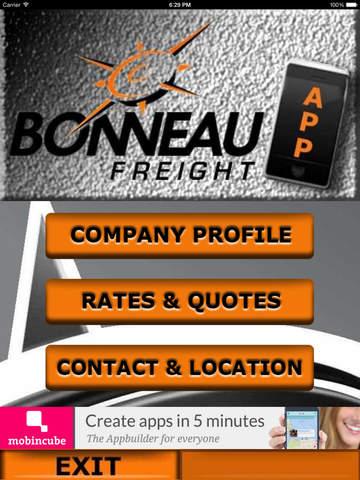 BONNEAU FREIGHT screenshot 7