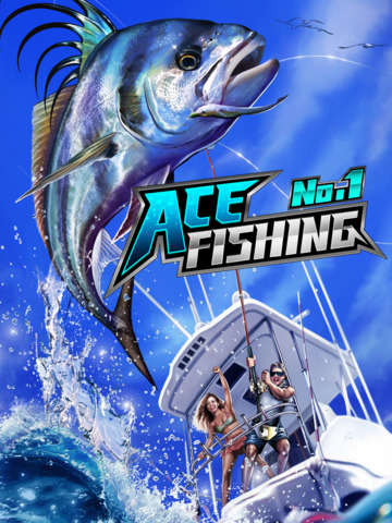 Ace Fishing: Wild Catch screenshot 6