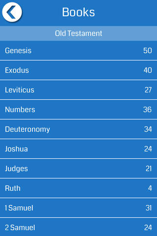 English Bible Offline - náhled