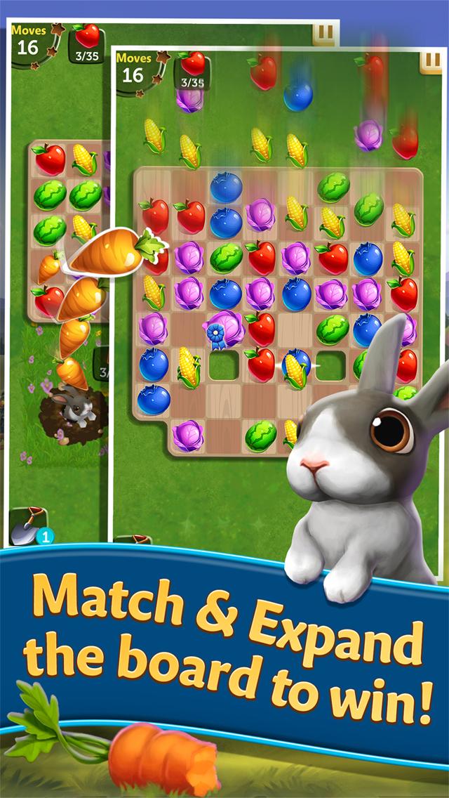 FarmVille: Harvest Swap screenshot 2
