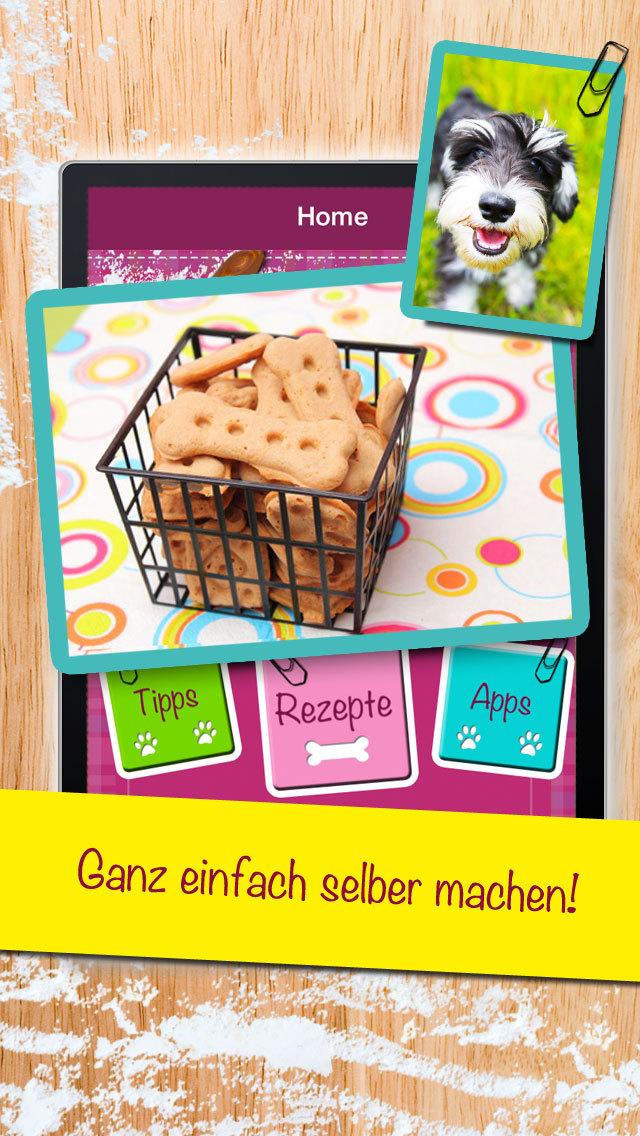 Hundekekse - Rezepte für Hunde screenshot 2