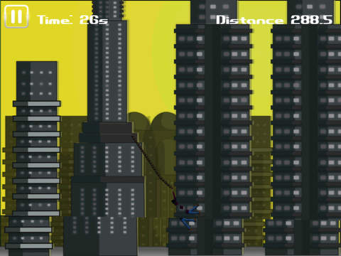 Avatar City :  Fly,  Jump And Swing In The Rope From Tower To Tower Till Dawn screenshot 6