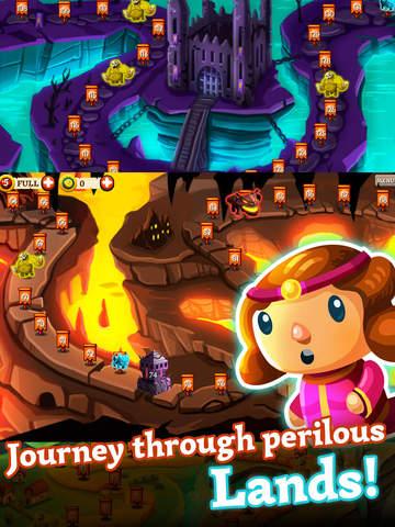 Dragon Kingdoms screenshot #4