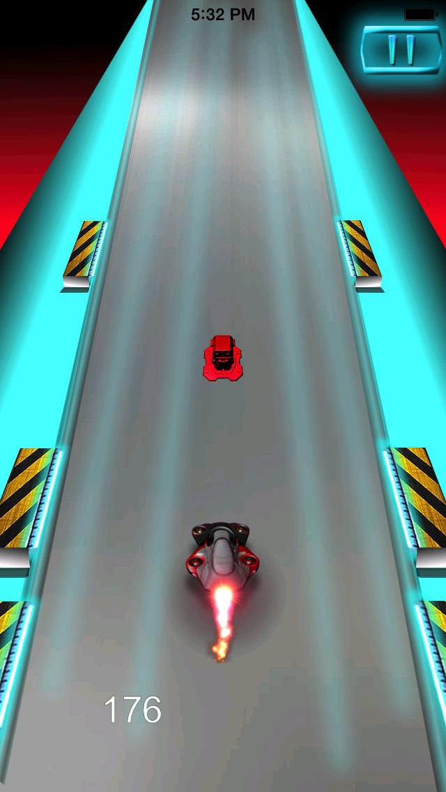 Air Car Police Chase screenshot 1