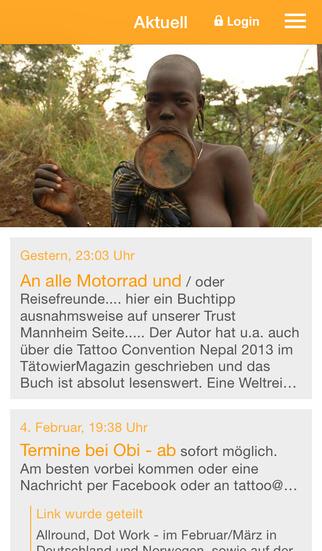 Trust Mannheim screenshot 1