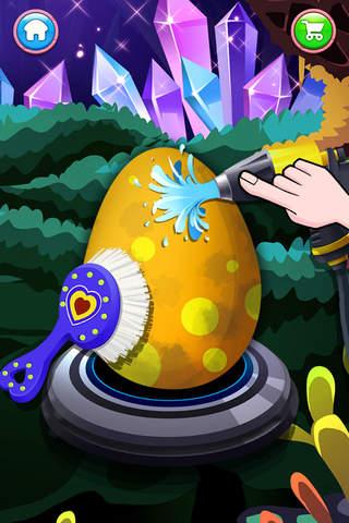 Monster Egg Baby - náhled