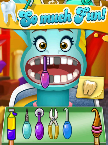 ' A Little Pony Dentist Magic Tooth Doctor - Teeth Fixer Game screenshot 7