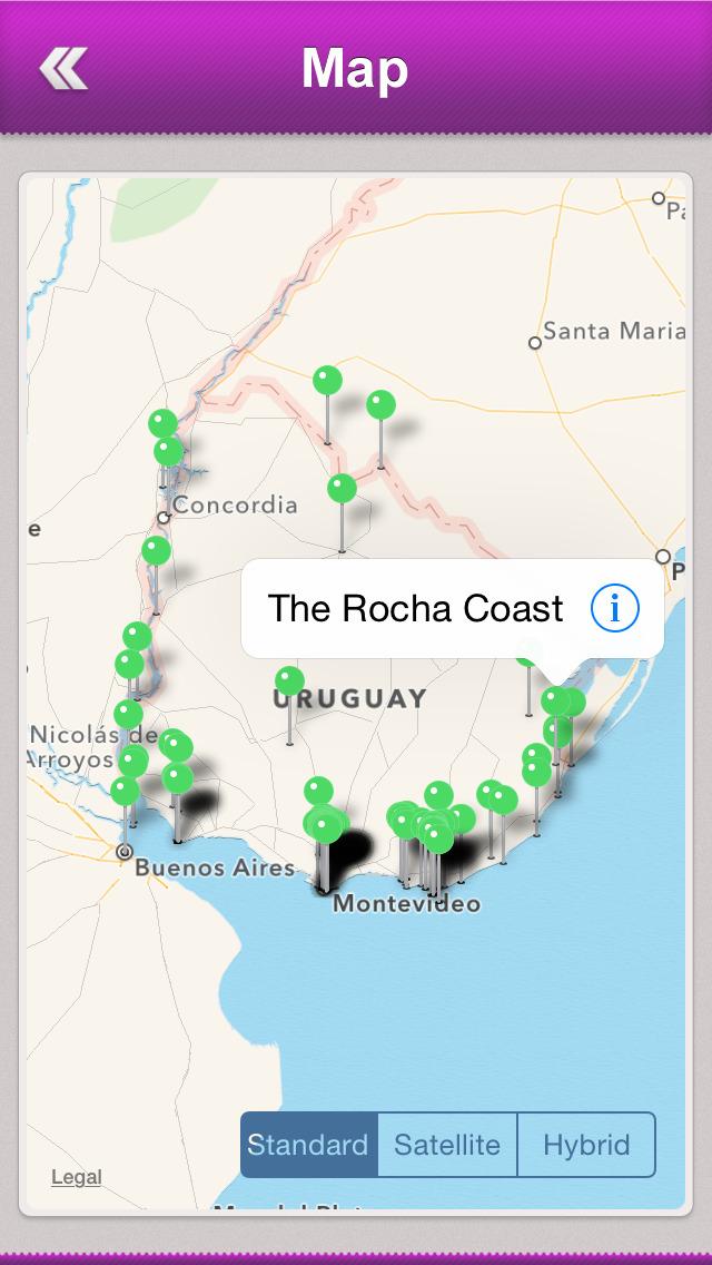 Uruguay Tourism screenshot 4