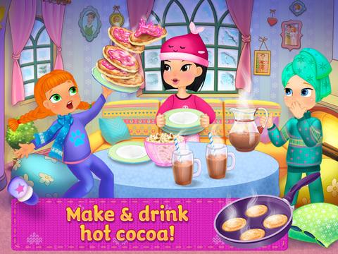 Frosty PJ Party: Winter Dreams screenshot 8