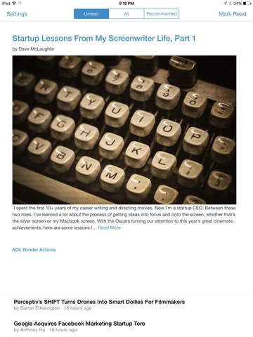 Rss Reader One screenshot 7