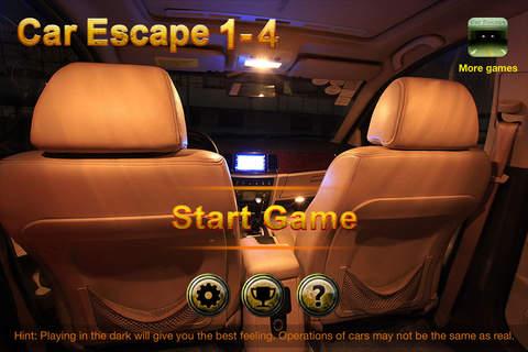 Car Escape 1-4: Nowhere to go - náhled