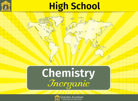High School : Inorganic Chemistry screenshot 6