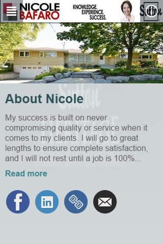 Nicole Bafaro - náhled