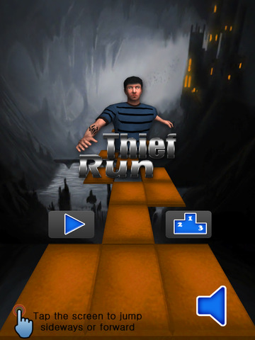 Thief Run screenshot 4
