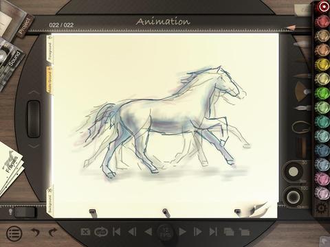 Animation Desk™ screenshot 1