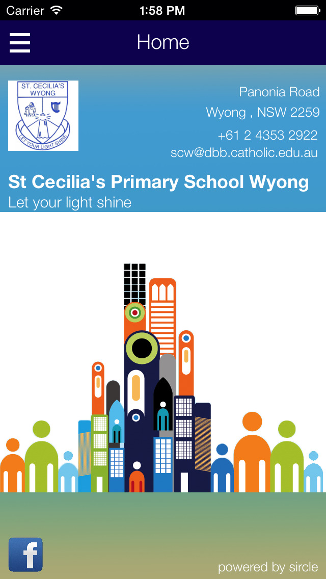 St Cecilia's Primary School Wyong screenshot 2