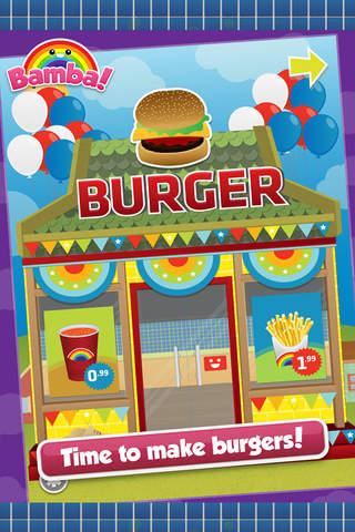 Bamba Burger - Make, Cook, Eat Hamburgers, Sodas & - náhled