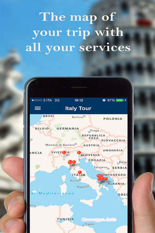 Travel Assistant by Evento Italiano - náhled