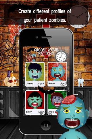 Zombie Monster Dentist - náhled
