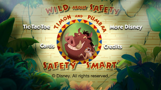 Disney Wild About Safety screenshot 1