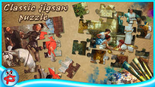 Greatest Artists: Jigsaw Puzzle screenshot 2