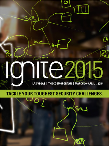 Ignite 2015 Conf screenshot 4