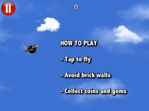 Flappy Wrecking Ball Bird Pro Full Version screenshot 10