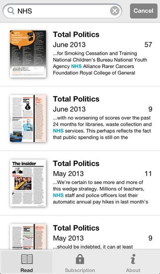 Total Politics screenshot 5