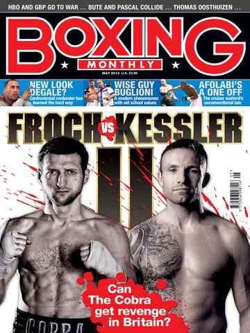 Boxing Monthly Magazine screenshot 3