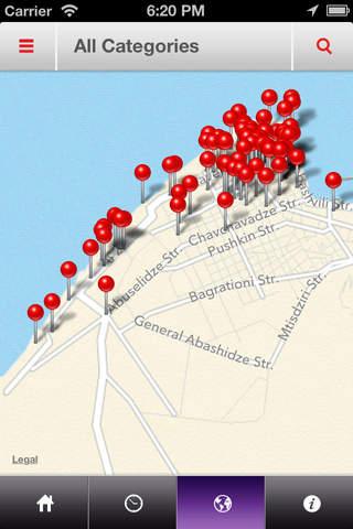 TravelPlaces Batumi - náhled