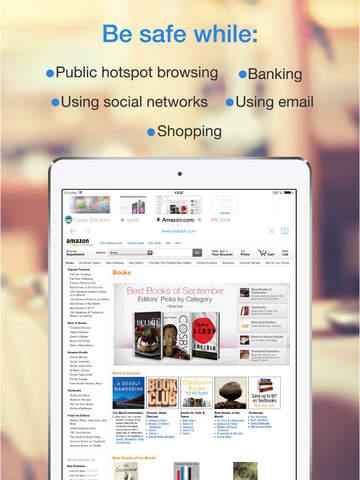 Private Browser - Surf Safe screenshot 6