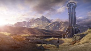 Infinity Blade III screenshot #1