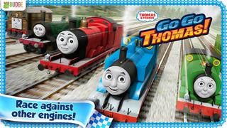 Thomas & Friends: Go Go Thomas screenshot 1